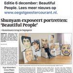 Shunyam - Oegstgeester Courant