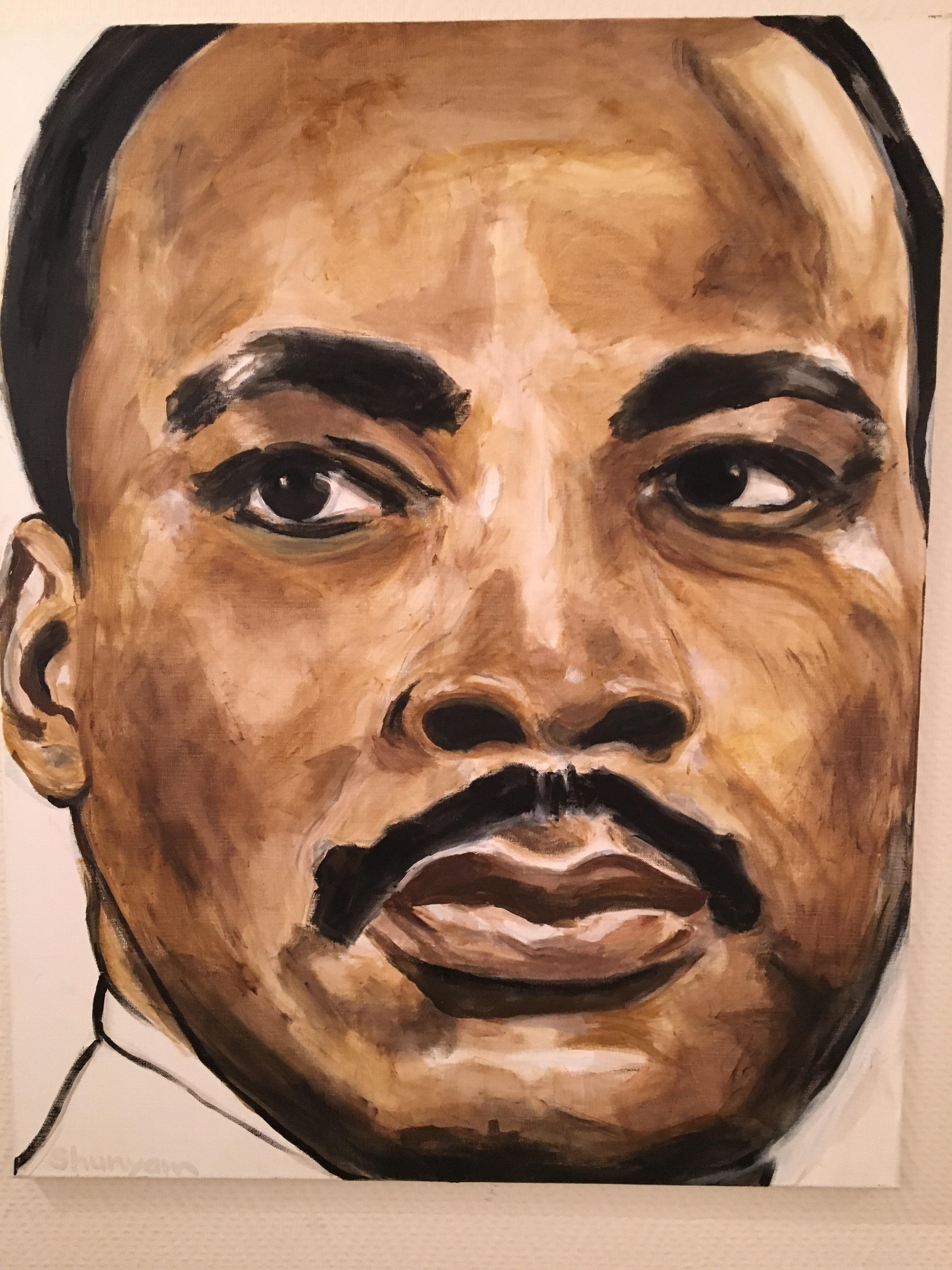 Shunyam - Martin Luther King
