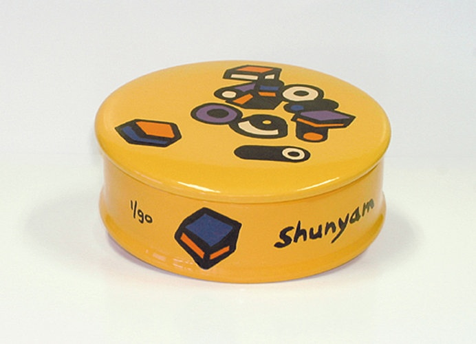 Shunyam - Ceramic box