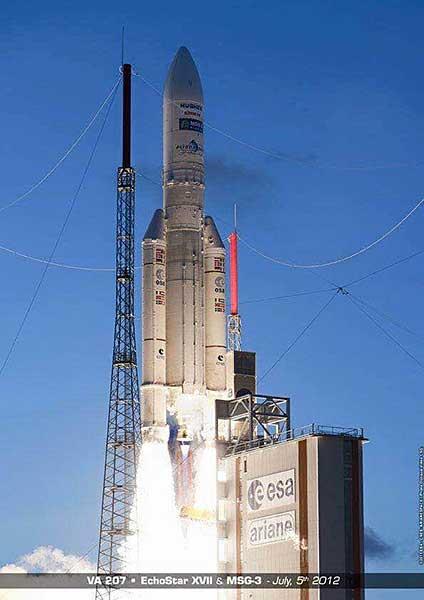 Shunyam - ESA Launch MSG