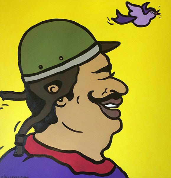 Shunyam - Free as a Bird